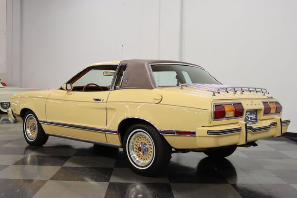 1977 Ford Mustang Ghia  for Sale $16,995
