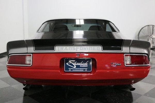1974 Chevrolet Camaro Z/28 Restomod  for Sale $74,995