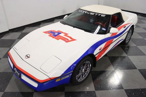 1989 Chevrolet Corvette Convertible  for Sale $16,995