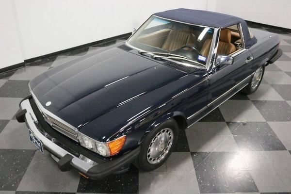 1987 Mercedes-Benz 560SL  for Sale $21,995