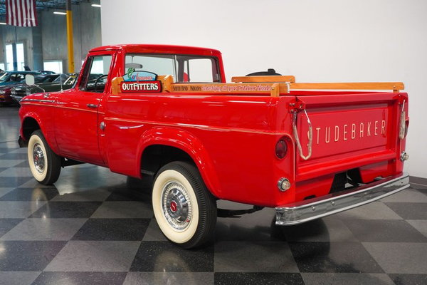 1961 Studebaker Champ Deluxe  for Sale $46,995