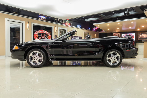 1997 Ford Mustang SVT Cobra Convertible  for Sale $36,900