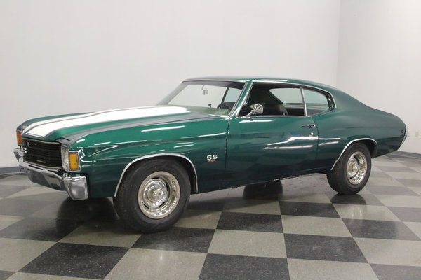 1972 Chevrolet Chevelle SS 454 Tribute  for Sale $31,995