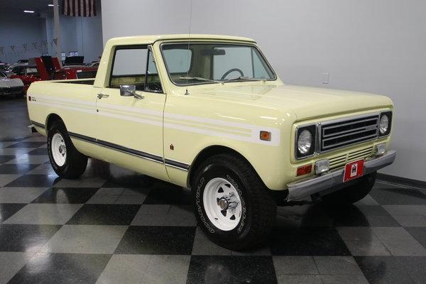 1979 International Scout Terra  for Sale $35,995