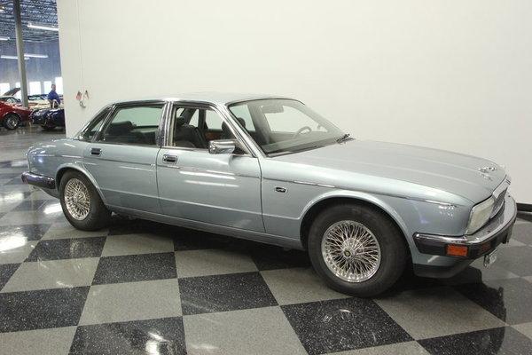 1990 Jaguar XJ6 Vanden Plas  for Sale $9,995