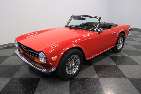 1974 Triumph TR6  for Sale $19,995