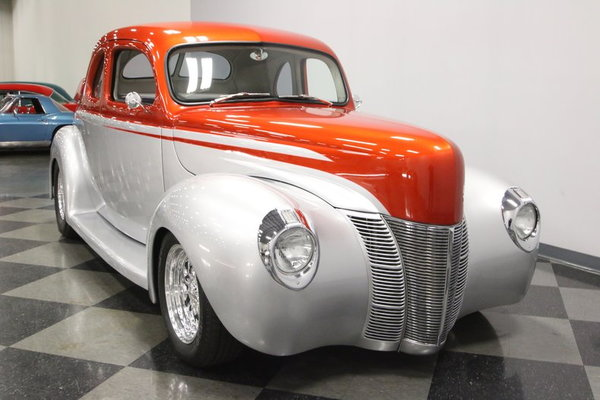 1940 Ford Deluxe  for Sale $89,995