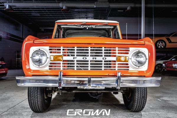 1972 Ford Bronco  for Sale $49,929