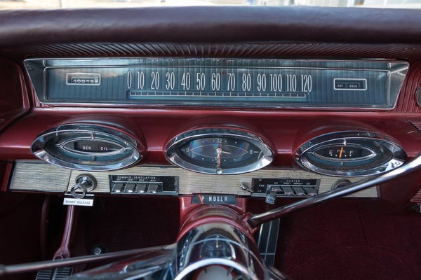 1961 Oldsmobile Dynamic 88 Convertible  for Sale $39,995