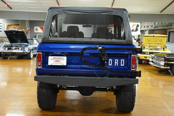 1973 Ford Bronco  for Sale $44,900