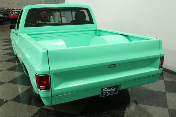 1973 Chevrolet C10 Custom  for Sale $23,995