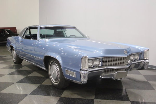 1969 Cadillac Eldorado  for Sale $17,995