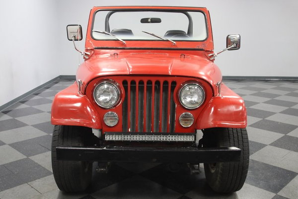 1979 Jeep CJ7  for Sale $14,995