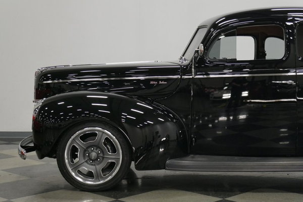 1940 Ford Deluxe Business Coupe Restomod  for Sale $119,995