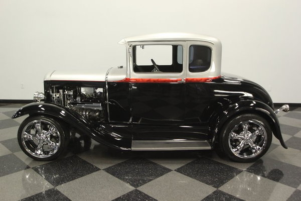 1930 Ford Model A 5 Window Coupe For Sale In Tampa Fl Price 64995
