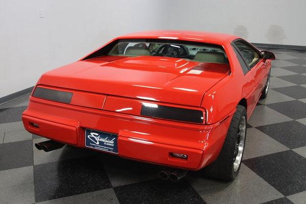 1984 Pontiac Fiero Restomod  for Sale $28,995