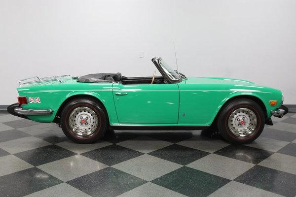 1976 Triumph TR6  for Sale $26,995