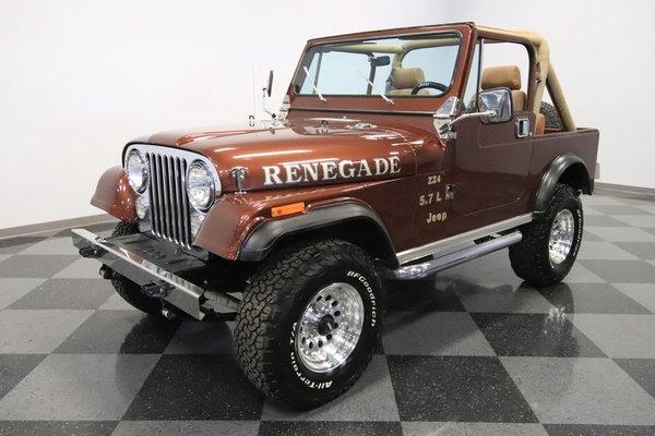 1981 Jeep CJ7  for Sale $22,995