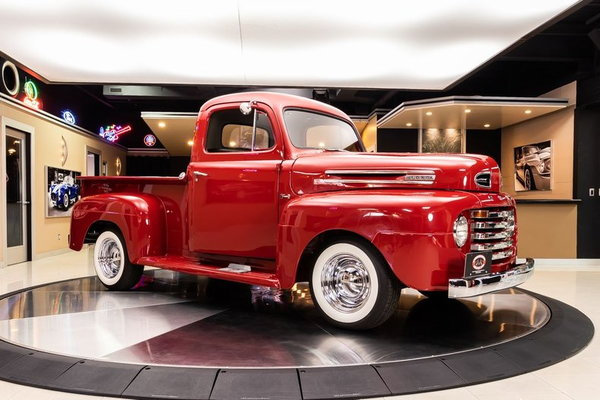 1950 Ford F1 Pickup  for Sale $47,900