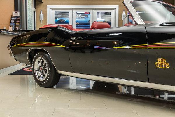1970 Pontiac GTO Judge Tribute Convertible  for Sale $99,000