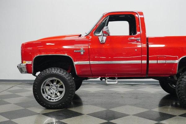 1983 Chevrolet K10 Silverado 4x4  for Sale $38,995