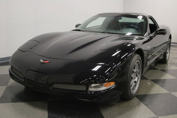 2001 Chevrolet Corvette Z06  for Sale $24,995