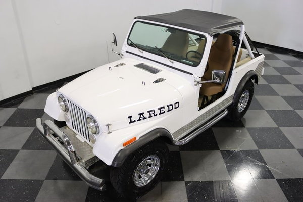 1981 Jeep CJ7  for Sale $27,995