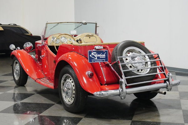 1953 MG TD  for Sale $26,995