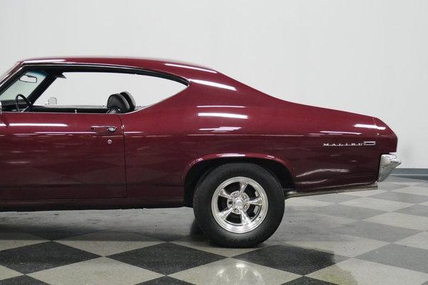 1969 Chevrolet Malibu Chevelle Restomod  for Sale $67,995