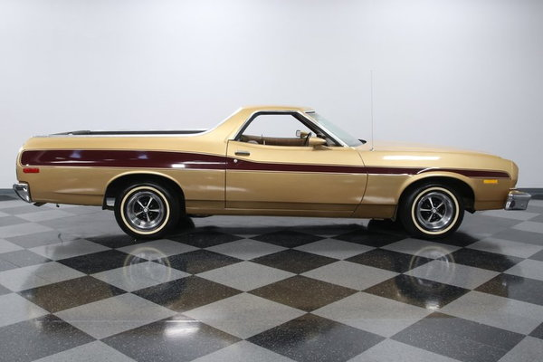 1976 Ford Ranchero GT  for Sale $9,995
