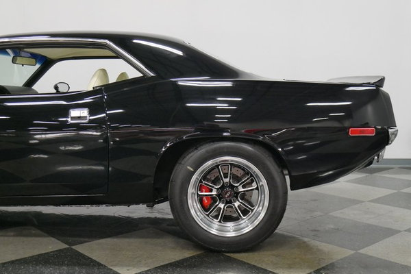 1973 Plymouth Cuda Restomod  for Sale $63,995