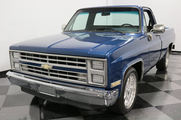 1987 Chevrolet C10  for Sale $15,995