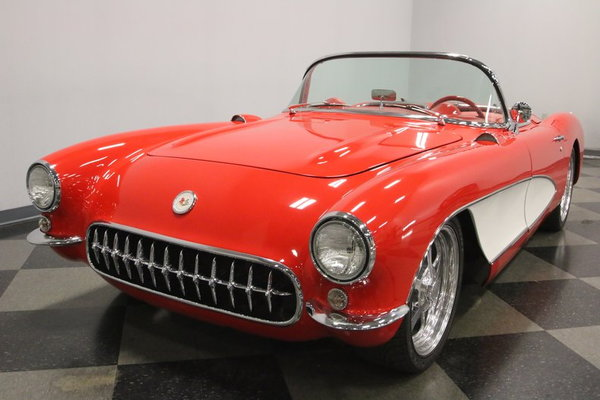 1956 Chevrolet Corvette Restomod  for Sale $114,995