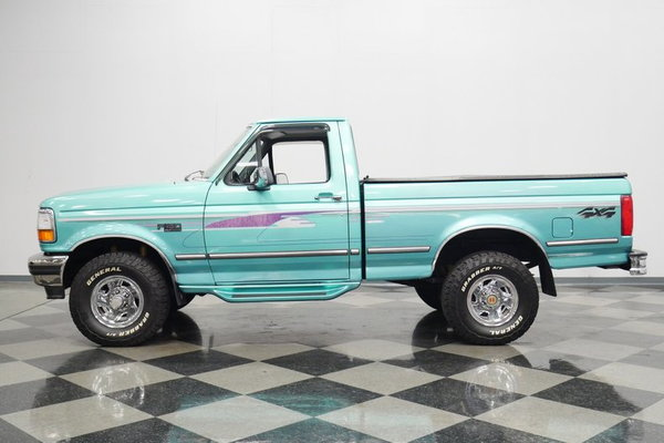 1994 Ford F-150 XLT 4X4  for Sale $22,995