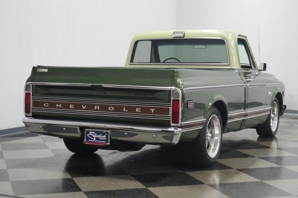 1972 Chevrolet C10 Cheyenne Super  for Sale $59,995