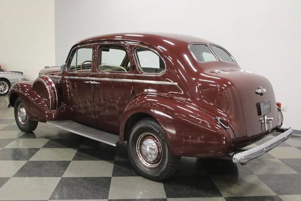 1940 Buick Series 80 Limited Formal Sedan  for Sale $33,995