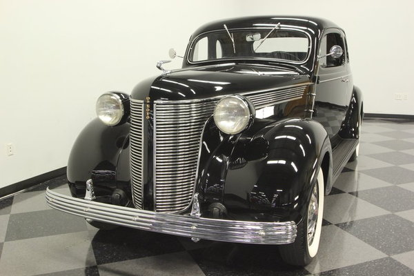 1937 DeSoto Rumble Seat Coupe  for Sale $41,995