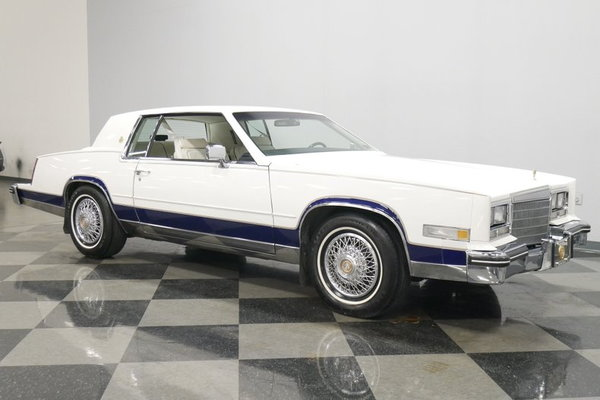 1985 Cadillac Eldorado Commemorative Edition  for Sale $24,995