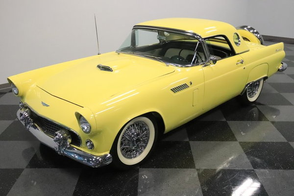 1956 Ford Thunderbird  for Sale $48,995