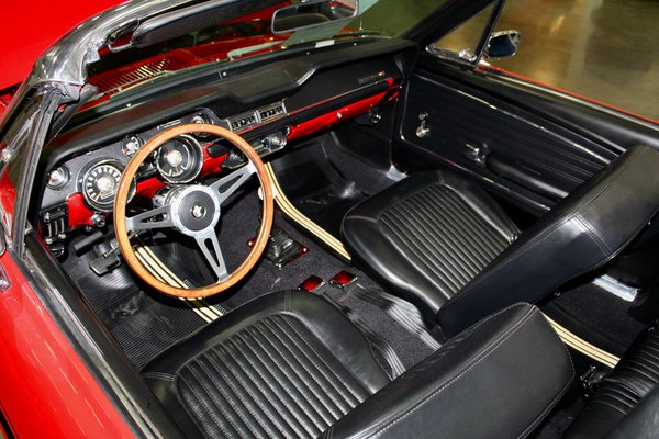 1968 Ford Mustang 428  for Sale $119,500