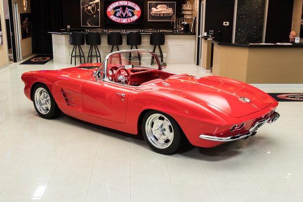 1962 Chevrolet Corvette Convertible Pro Touring  for Sale $159,900