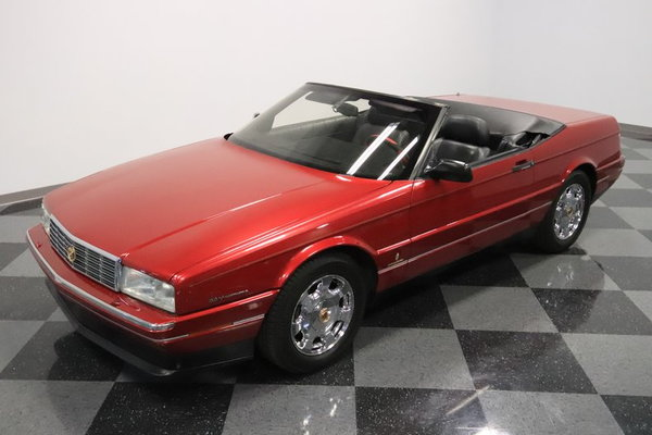 1993 Cadillac Allante  for Sale $8,995