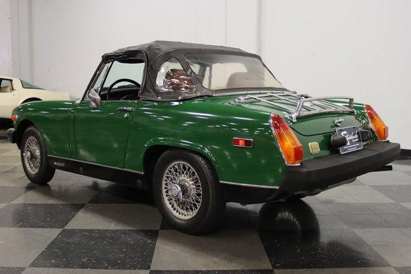 1977 MG Midget  for Sale $13,995