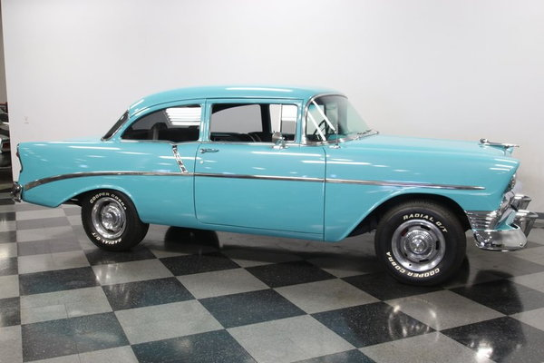 1956 Chevrolet 210 Post  for Sale $32,995