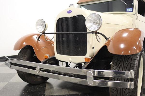 1929 Ford Model A Tudor Sedan  for Sale $24,995