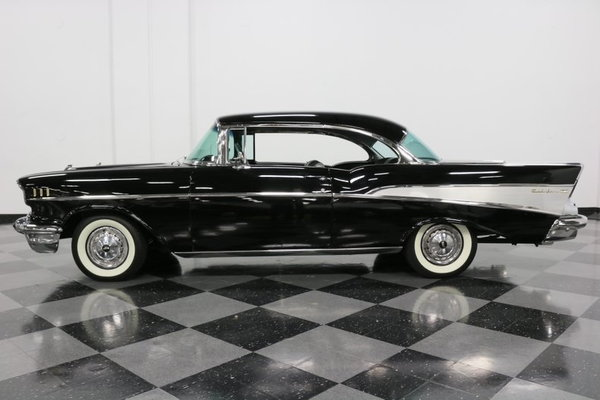 1957 Chevrolet Bel Air Sport Coupe  for Sale $48,995