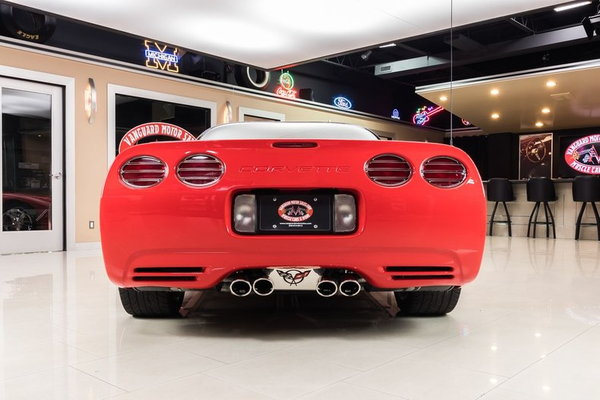 1999 Chevrolet Corvette Fixed Roof Coupe  for Sale $24,900