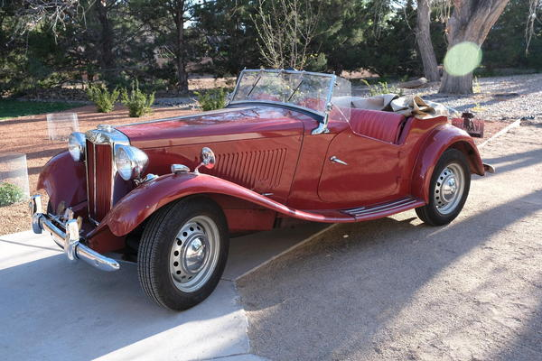 1953 MG TD  for Sale $19,500