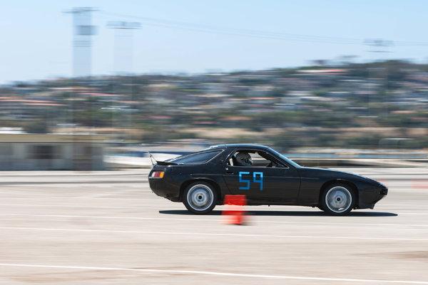 Porsche 928S - 1986.5 Track Race Auto-X Car  for Sale $5,995
