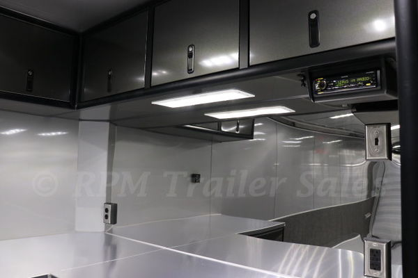 24' inTech Aluminum Race Trailer - 11506